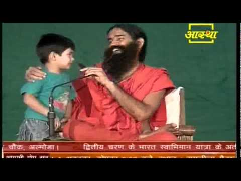 Baba Ji Jo Desh ko Chori Karega Use , Hum MArenge, Said By A Lill Child thumbnail