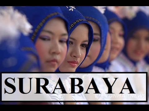 Indonesia-Surabaya (youth parade)  Part 11