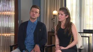 justin timberlake talks about anna kendricks singing