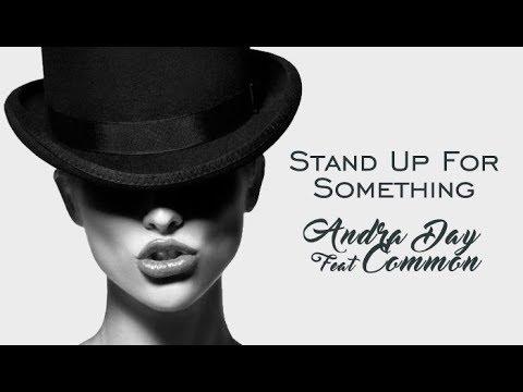 Andra Day Feat Common - Stand Up For Something  (Tradução) Do Filme Marshall (Lyrics Video)