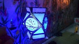 Cách làm đèn trung thu, đèn ngủ, paper lanterns