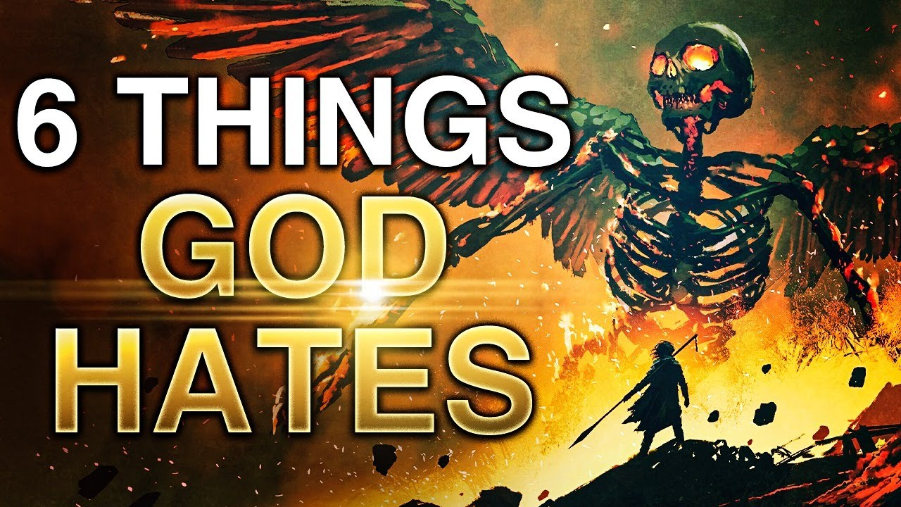 Download Six Biblical WARNINGS You Need To Know   God Hates These Things