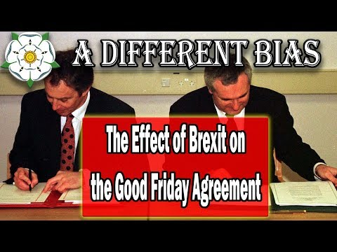 Brexit and the Good Friday Agreement