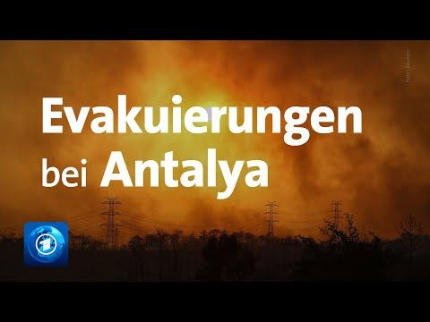 Mehrere Tote nach Bränden in der Türkei