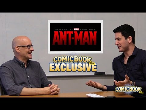 Getting In The Head Of AntMan Director Peyton Reed