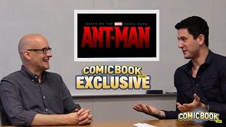 Getting In The Head Of Ant-Man Director Peyton Reed