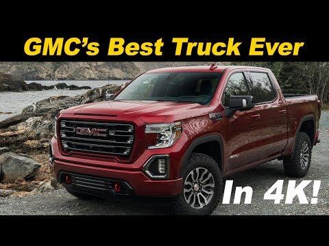 2019 GMC Sierra - Most Practical Pickup?