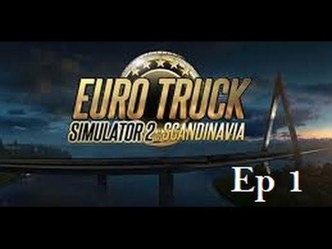 Euro Truck Simulator 2 Ep 1 o Sa refac Rezolutia