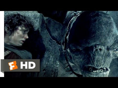The Lord of the Rings: The Fellowship of the Ring (6/8) Movie CLIP - Cave Troll (2001) HD