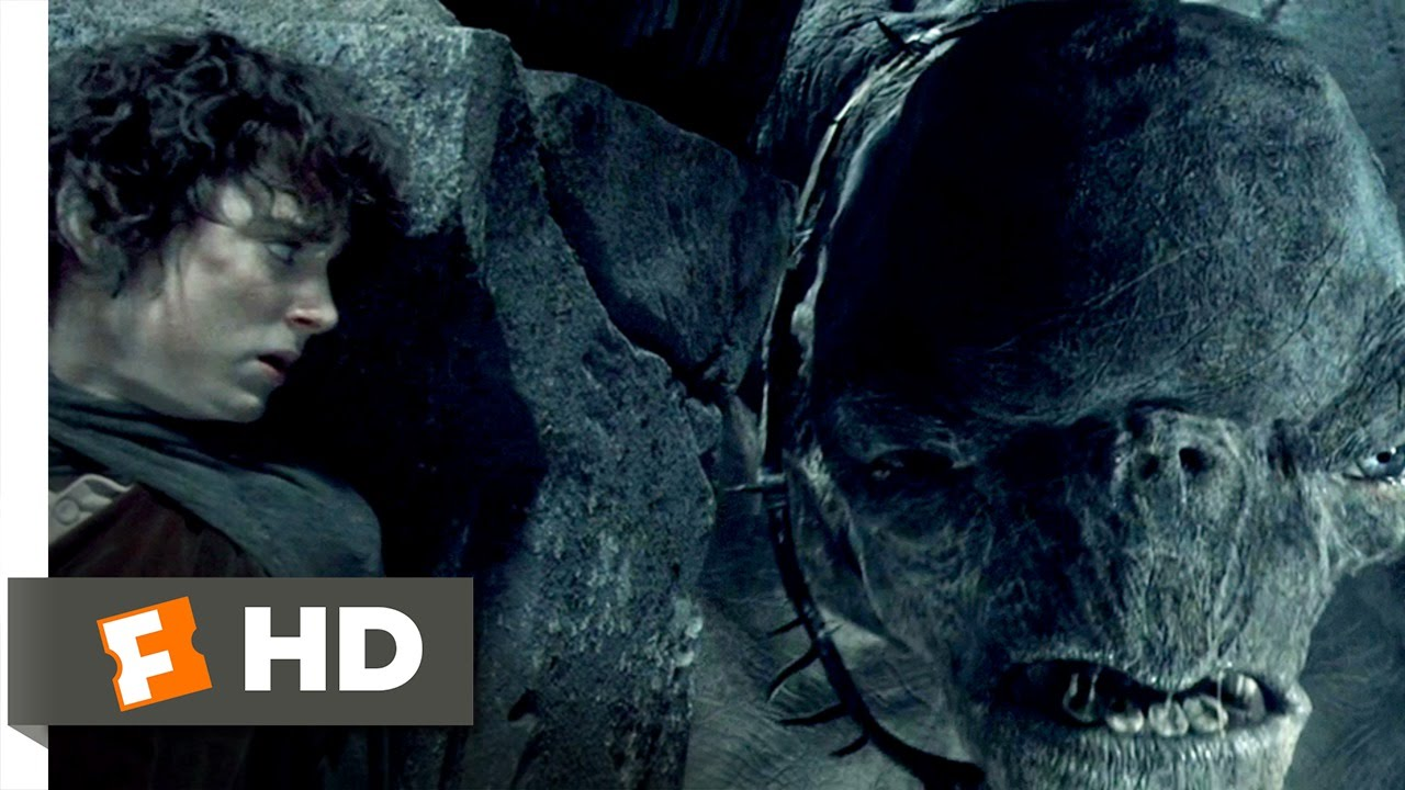 The Lord Of The Rings The Fellowship Of The Ring 6 8 Movie Clip Cave Troll 2001 Hd Youtube