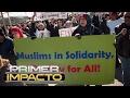 ¿Cómo es un 'día sin inmigrantes'? Paralizan escuelas y negocios para protestar por las medidas migr