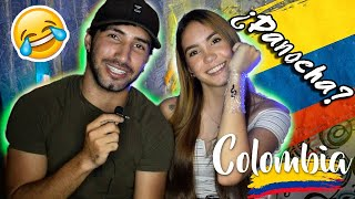 Palabras Típicas Colombianas - (typical colombian words) | Ft. Laura Loaiza