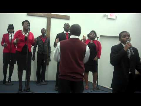 I am a Friend of God - Kendrick Brown & Voices of Faith