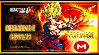 Descargar E Instalar Dragon Ball Xenoverse