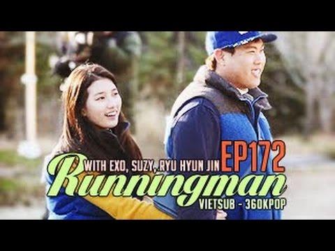 Running man 172