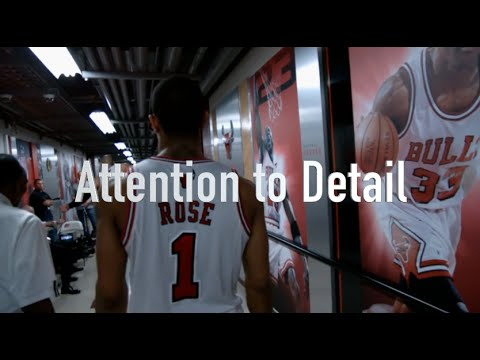 Attention to Detail: Derrick Rose's Athleticism