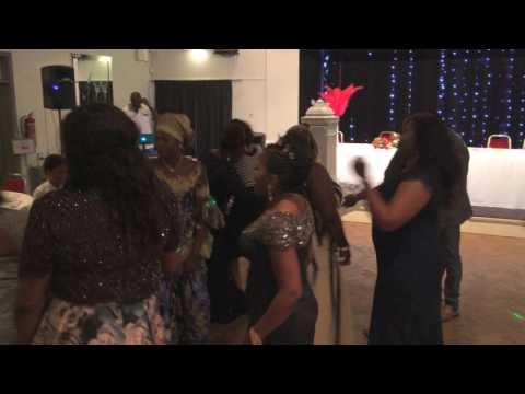 Taye & Philip Simkiss Wedding party Clip in Manchester UK, 04 August 2016 Pt 4b (HD)