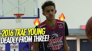 YOU WILL HEAR that Trae Young is the next STEPH CURRY DURING THE 2018 NBA DRAFT