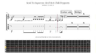 Soul To Squeeze, Red Hot Chili Peppers