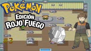 Pokemon Rojo Fuego Capítulo 3: Combate las rocas (Gimnasio #1)
