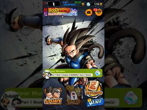 Dragonball Legends - Bandai Namco: pre-registration gifts and first 1 summons