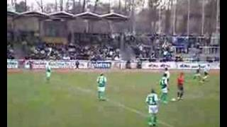 Oberliga FSV Budessia Bautzen - BSG Chemie Leipzig 2008