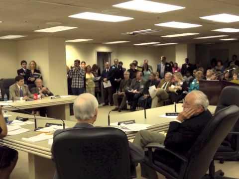 HB57 Senate Hearing @ Alabama State House - Part 3