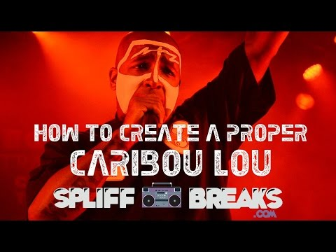 Tech N9ne shows us how to mix a proper Caribou Lou!