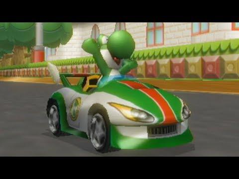 Mario Kart Wii Grand Prix - 150cc Leaf Cup