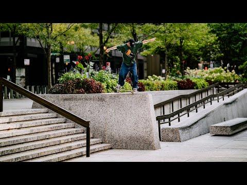 ROUGH CUT: John Shanahan's Cargo Sneaker Part