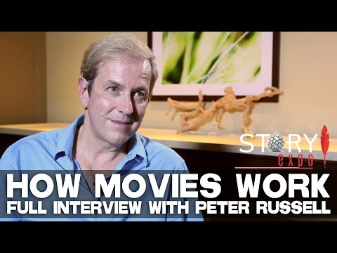 How Movies Work - Peter Russell [FULL INTERVIEW]