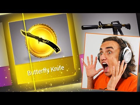WORLD'S BEST CS:GO CRATE OPENING EVER! (Counter-Strike Global Offensive Funny Moments)