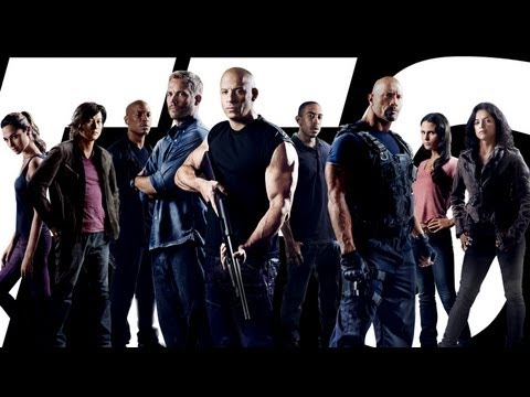 "Fast & Furious 6 - ""We Own It (Fast & Furious)"""