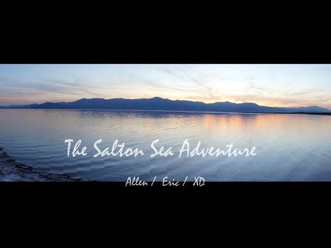 Salton Sea Adventure  /Allen/Eric/XD