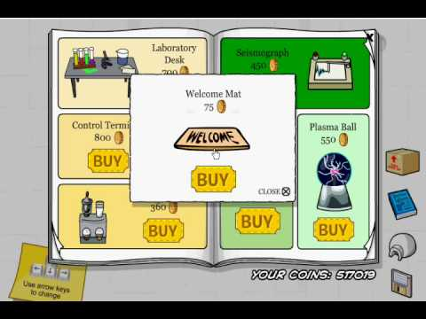 Club Penguin Furniture Catalog Secrets for December 2008