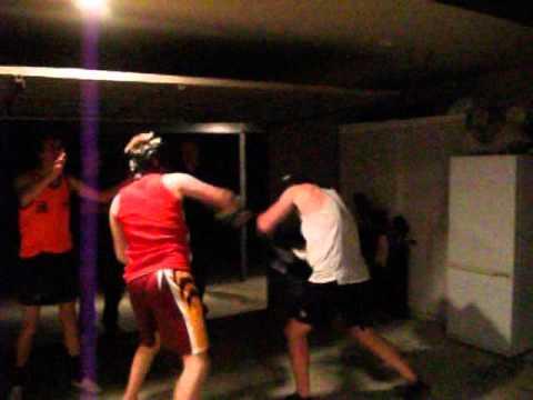 live boxing saturday night