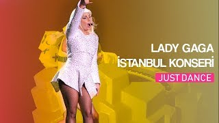 Lady Gaga - Just Dance (Live in Istanbul)