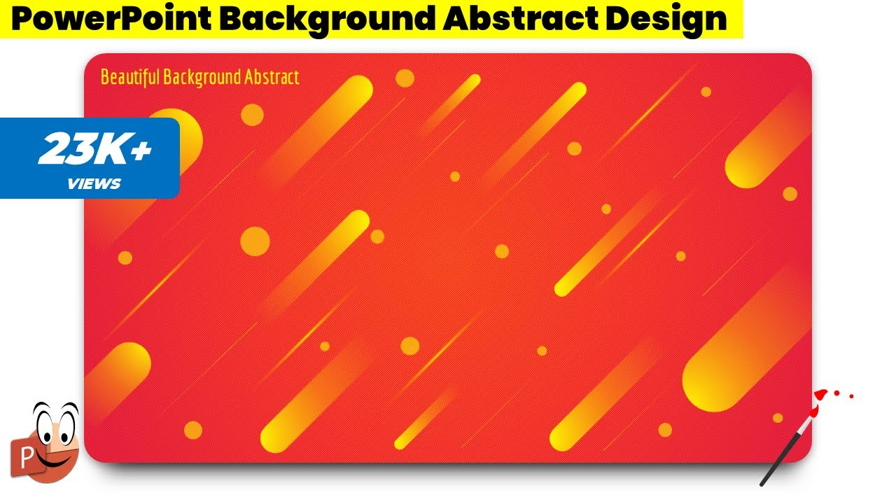 21 Create Beautiful Background Abstract Powerpoint Presentation Graphic Design Free Template Youtube