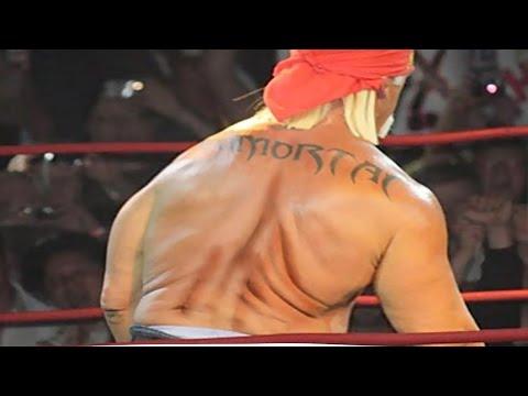 Hulk Hogan's Wrecked Back, $50 Million Dollar Lawsuit, John Cena Match
