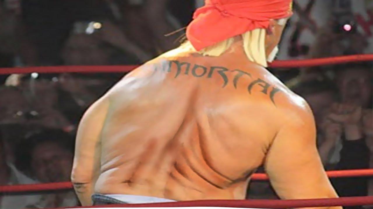 Hulk Hogan Ass 43
