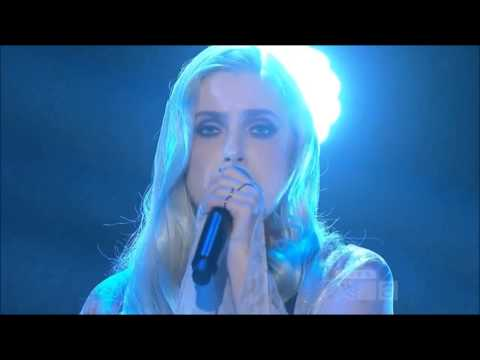 Lili Bayliss - The A Team (The X Factor New Zealand 2015) [Live Show 5]