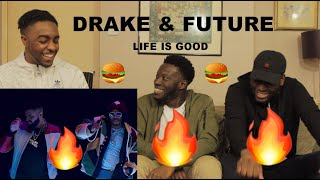 Download Future - Life Is Good (Official Music Video) ft. Drake [REACTION] THE GOATS ?