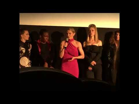 Jennifer Morrison Back Roads premiere Tribeca Film Festival 2018