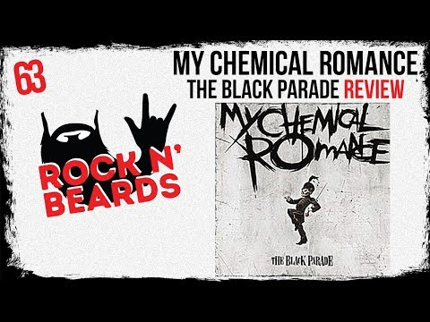 My Chemical Romance - The Black Parade - Album Review