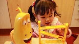 라바 매직빈즈 장난감 놀이 언박싱  Larva Toys  Play  おもちゃ Игрушки 라임튜브