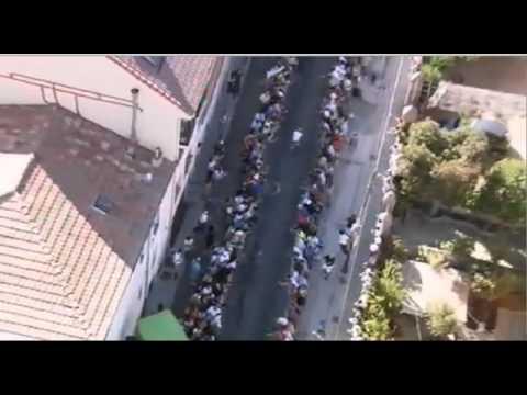 Vuelta a Espana - Stage 8 - 2011 - Finish
