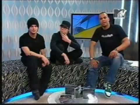 The Rasmus MTV Select interview  2004 -03 -12  PART 1