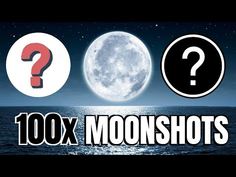 HOTTEST UPCOMING CRYPTO 100x MOONSHOTS | Part 1