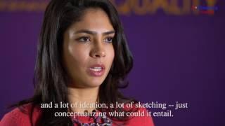 Zarela Mosquera: Creating Messages Through Public Art and Design
