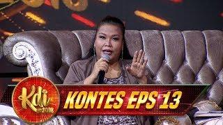 WOW! Master Bertha Salut Banget Sama Janwar - Kontes KDI Eps 13 (22/8)
